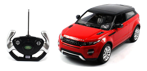 Rastar 1/14 Scale Red Range Rover Evoque Electric RC Model Car RTR