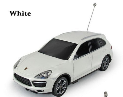 Rastar 1/32 Scale White Mini Porsche Cayenne RC Model Car RTR