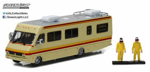 GREENLIGHT HOLLYWOOD - 1:64 SCALE BREAKING BAD DIORAMA WITH 2 FIGURES DIECAST MODEL