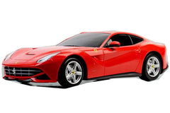 Rastar 1/18 Scale Red Ferrari F12 RC Model Car