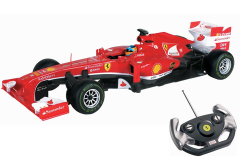 Rastar 1/12 Scale Red Ferrari F138 Licensed RC Model Car RTR