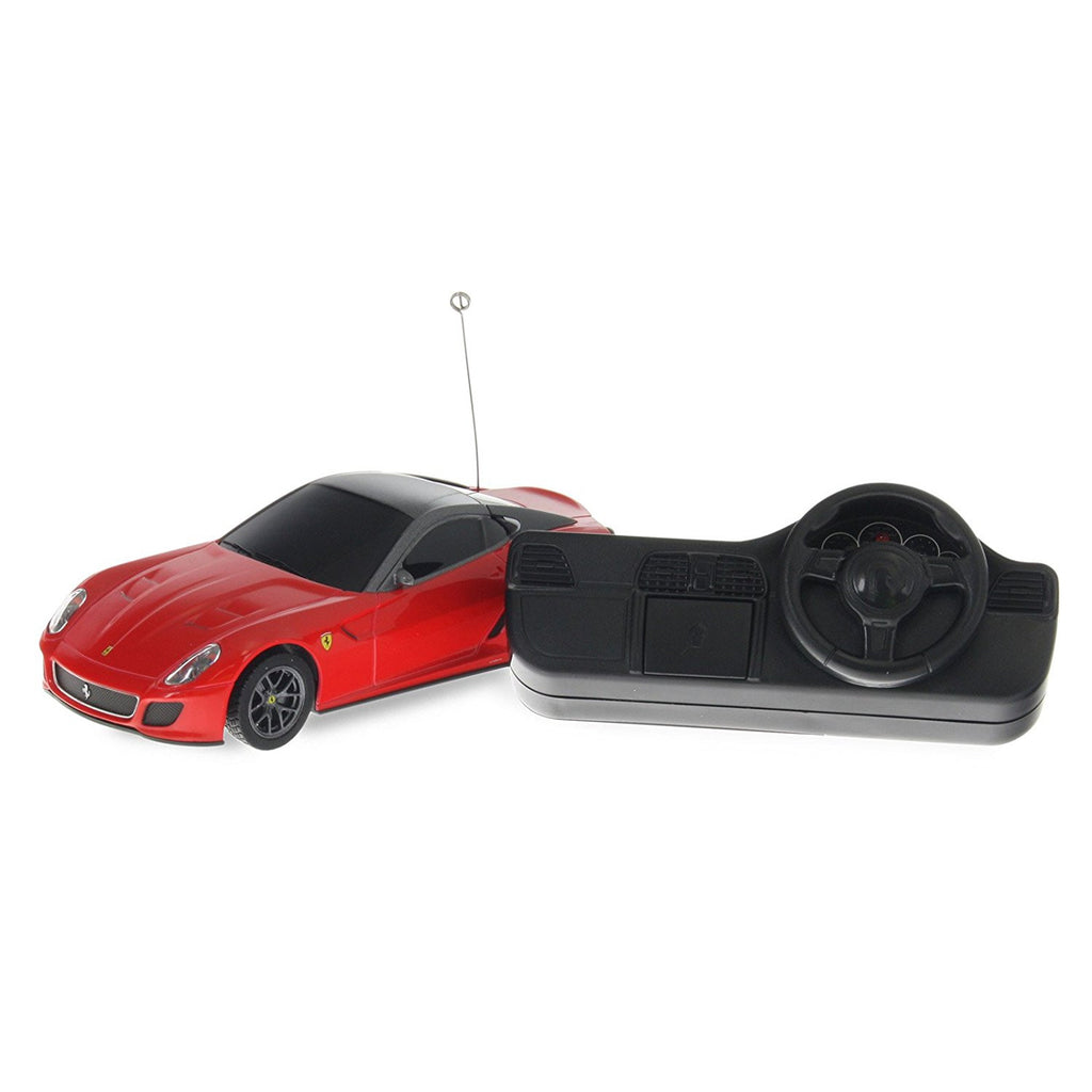 Rastar 1/32 Scale Red Mini Ferrari 599 GTO RC Model Car RTR