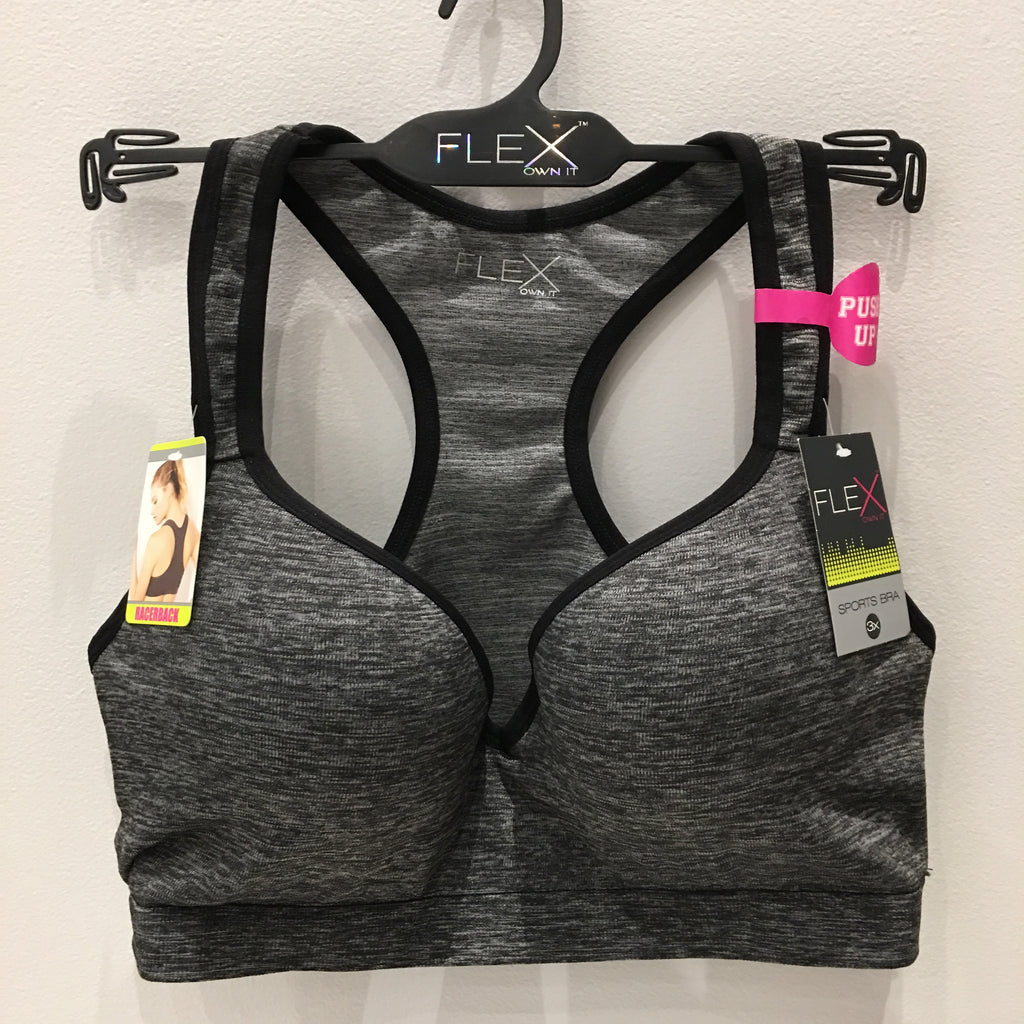 FLEX  Push Up Sports Bra