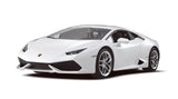 Rastar 1/14 Scale White Lamborghini Huracán LP 610-4 Licensed R/C Model Car RTR