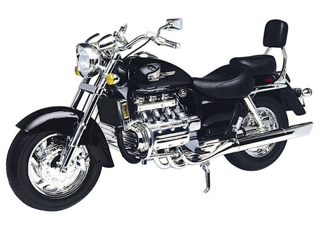 HONDA VALKYRIE BLACK 1/6 SCALE MOTORCYCLE MODEL BY MOTORMAX