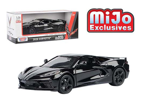 Motormax 1:24 Scale 2020 Chevrolet Corvette C8 Stingray (Limited Edition)