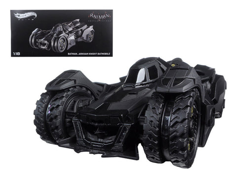 BATMAN ARKHAM KNIGHT BATMOBILE ELITE EDITION 1/18 DIECAST BY HOTWHEELS