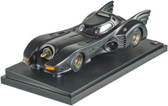 BATMAN RETURNS BATMOBILE 1/18 SCALE DIECAST MOVIE MODEL CAR BY HOTWHEELS