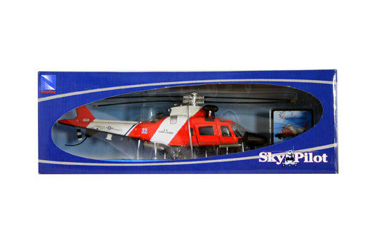 NEW RAY 1:43 AGUSTA  U.S. COAST GUARD AW109 POWEE HELICOPTER