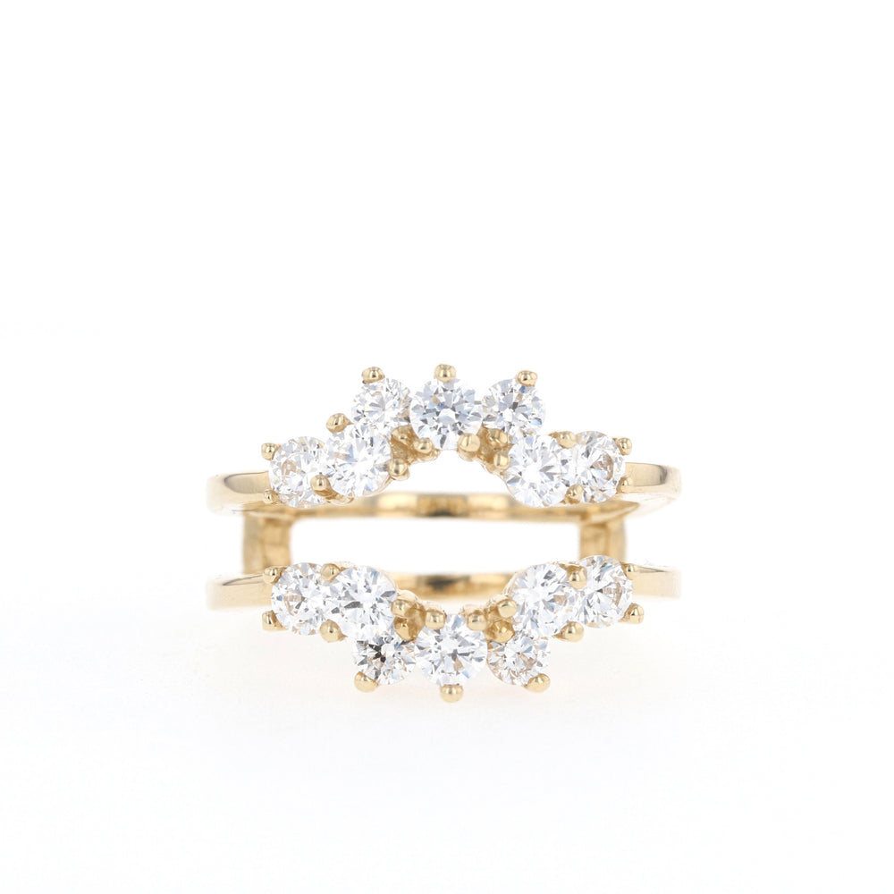 Solitaire Ring Guard