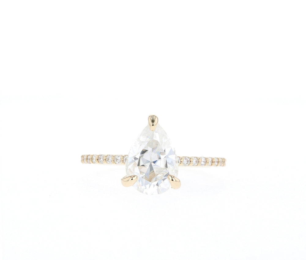 Dawn - Ready to Ship - Yellow Gold