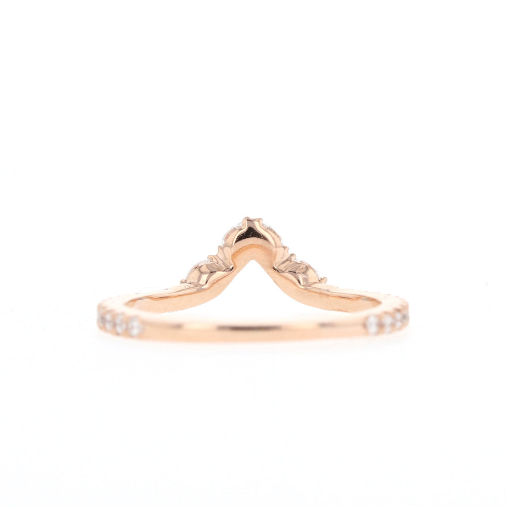 Frances Band - Ready to Ship - Rose Gold