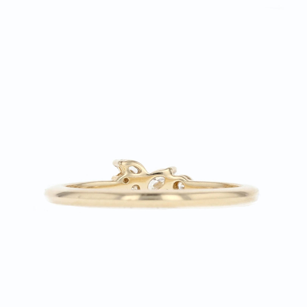 Kendall - Ready to Ship - Yellow Gold