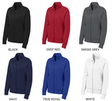 PHW - Urgent Care Dedicated - Ladies 1/2 or Full Zip Jacket