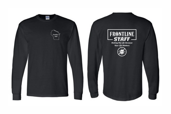 PHW - Frontline Staff - Long Sleeve T-Shirt