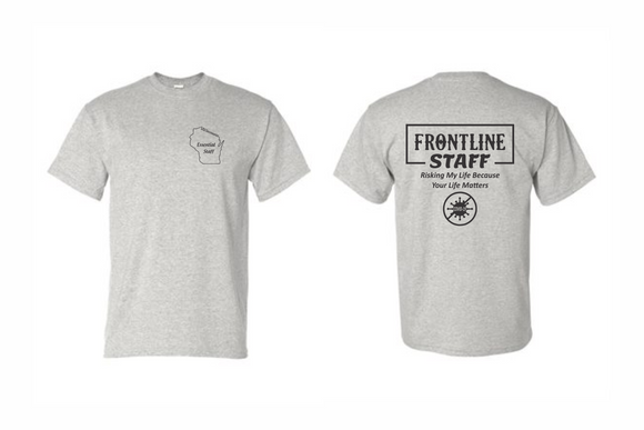 PHW - Frontline Staff - Cotton T-Shirt