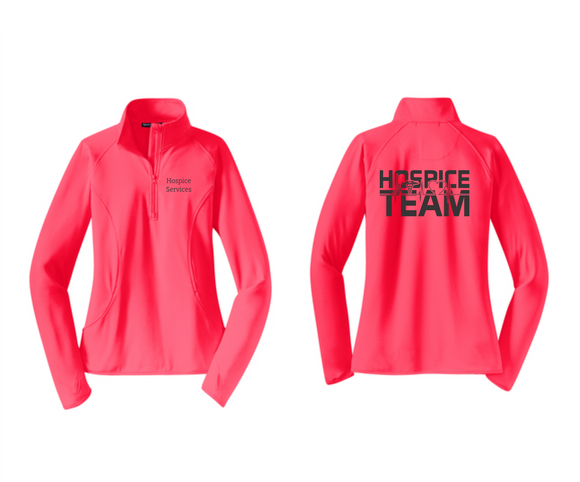 PHW - Hospice Team - Ladies 1/2 or Full Zip Jacket