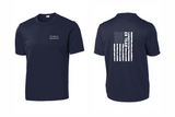 PHW - ER Team Flag - Dri-Fit T-Shirt