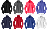 PHW - Physical Therapy Month - Ladies 1/2 or Full Zip Jacket