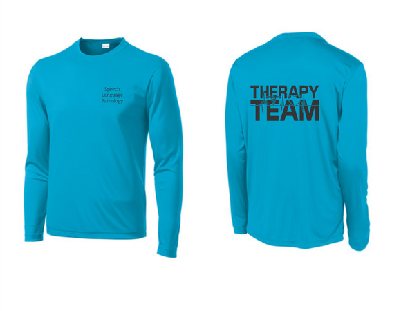 PHW - Speech Language Pathology Team - Dri-Fit Long Sleeve