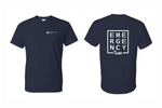 Load image into Gallery viewer, UnityPoint Des Moines Navy T-Shirt