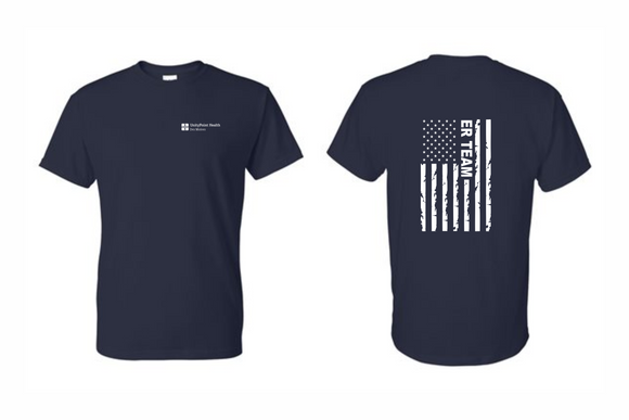 UnityPoint Des Moines Navy T-Shirt