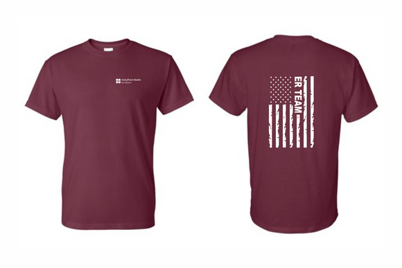 UnityPoint Des Moines Maroon T-Shirt