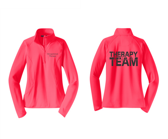 PHW - Occupational Therapy Team - Ladies 1/2 or Full Zip Jacket