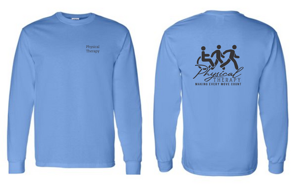 PHW - Physical Therapy Month - Cotton Long Sleeve