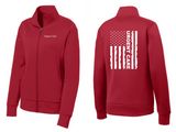 PHW - Urgent Care Flag - Ladies 1/2 or Full Zip Jacket