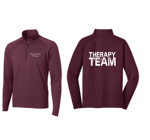 PHW - Occupational Therapy Team - Mens 1/2 or Full Zip Jacket