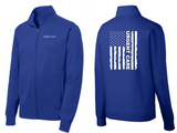 PHW - Urgent Care Flag - Mens 1/2 or Full Zip Jacket
