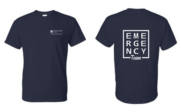 UnityPoint ER Eye Chart Apparel