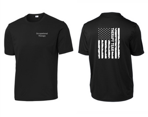 PHW - Occupational Therapy Flag - Dri-Fit T-Shirt