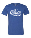 Softball Mom Triblend Tee