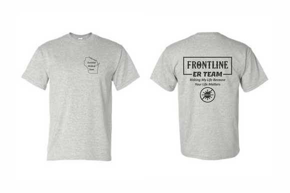 PHW - Frontline ER Team - Cotton T-Shirt