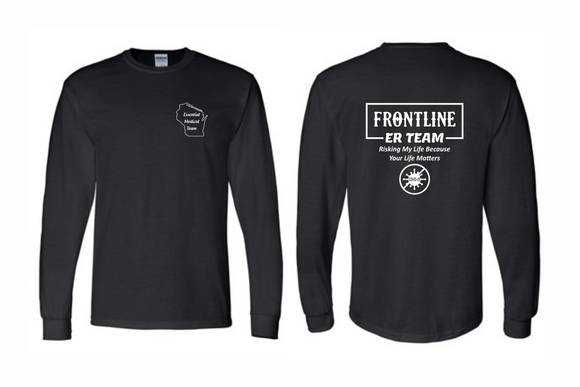 PHW - Frontline ER Team - Long Sleeve T-Shirt