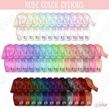 Robe Color Options - S'Berry Boutique, LLC