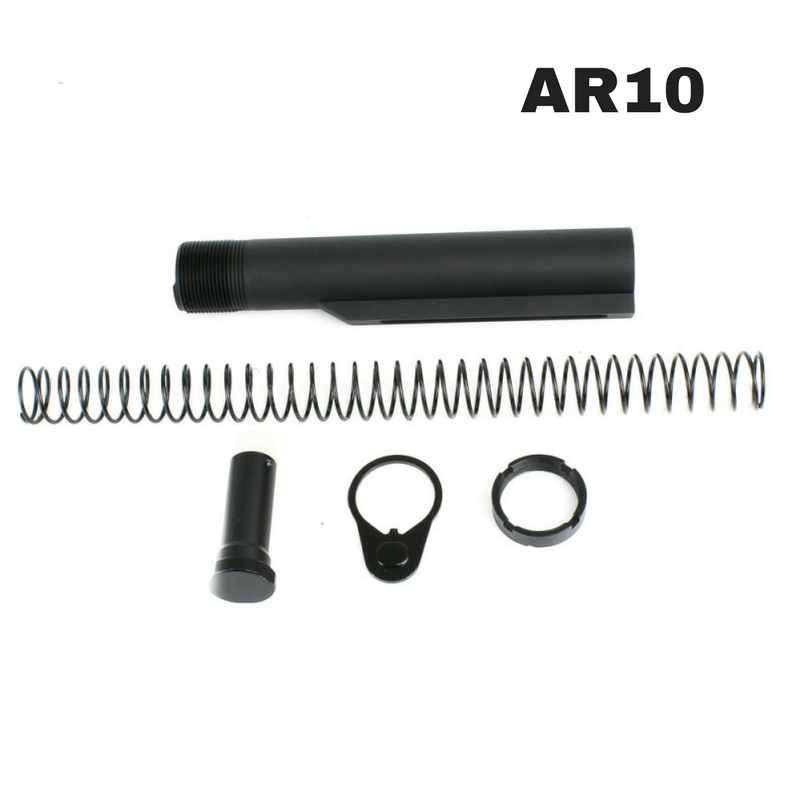 AR 308 Buffer Tube Kit - Milspec