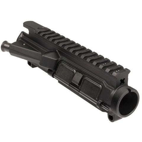 M4E1 Threaded Assembled Upper Receiver - Anodized Black (BLEM)