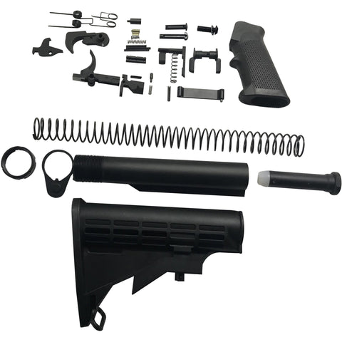 Complete Lower Build Kit (AMBI SAFETY)