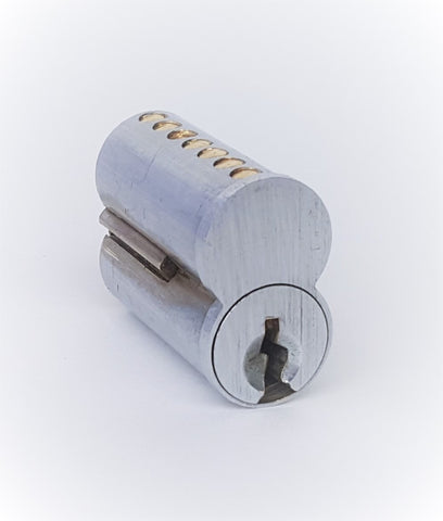 Keyed Different SFIC 6 Pin Cores With 2 Keys Per Core - SFIC Security Solutions