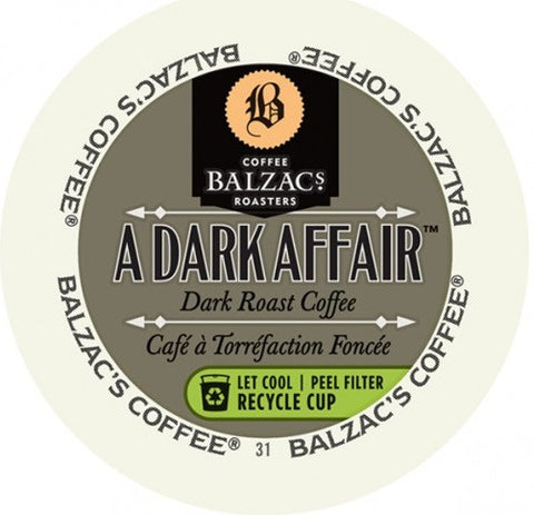 Balzac's A Dark Affair