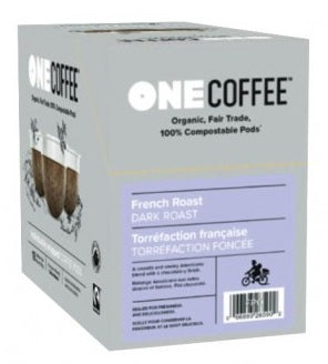 OneCoffee Organic French Roast