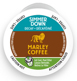 Marley Simmer Down Swiss Water Decaf