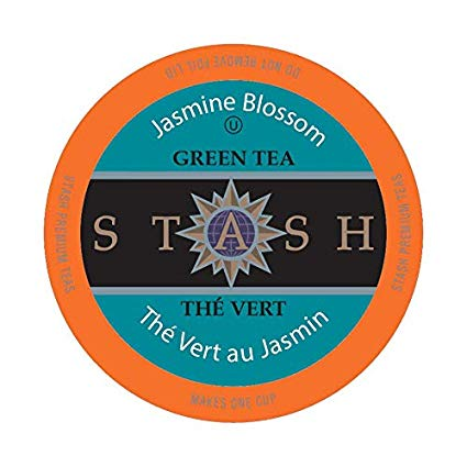 Stash Jasmine Blossom Herbal Tea