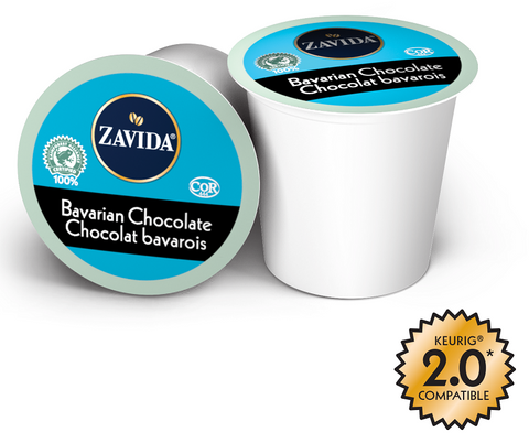Zavida Bavarian Chocolate Coffee