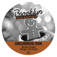 Brooklyn Bean Gingerbread Man