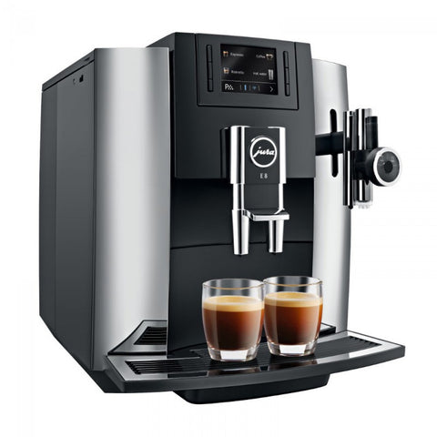 Jura E8 Automatic Espresso Machine