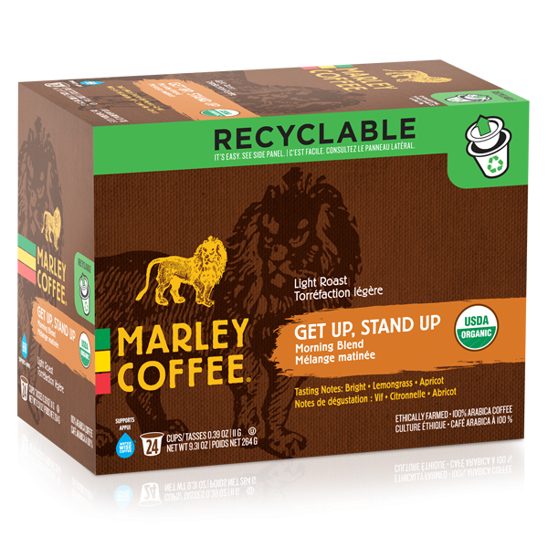 Marley Get Up, Stand Up